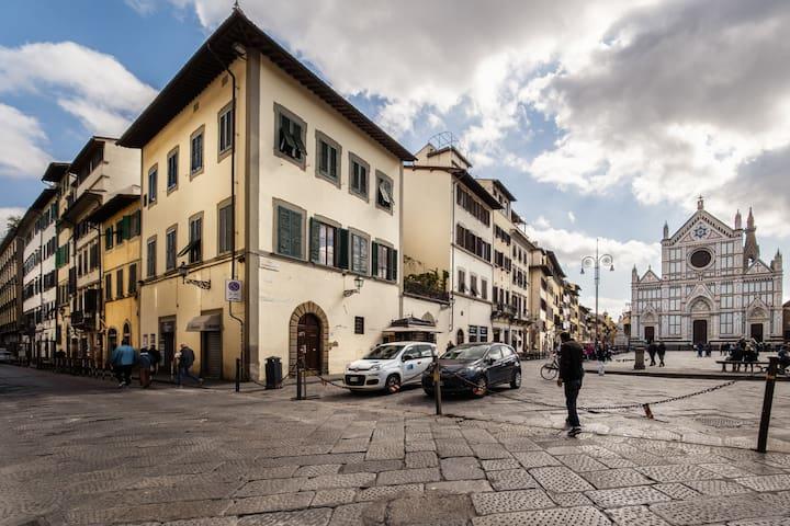Via Verdi - Angolo S.Croce -