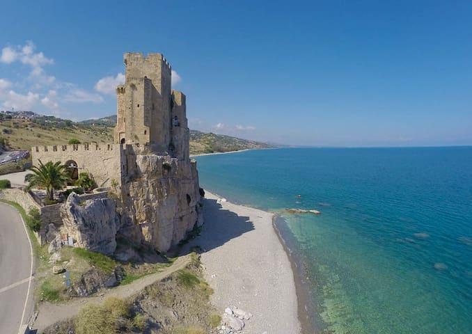Entre mer et terre, au sud de l'Italie