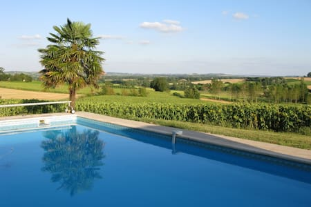 Beautiful Home with private pool - Huis