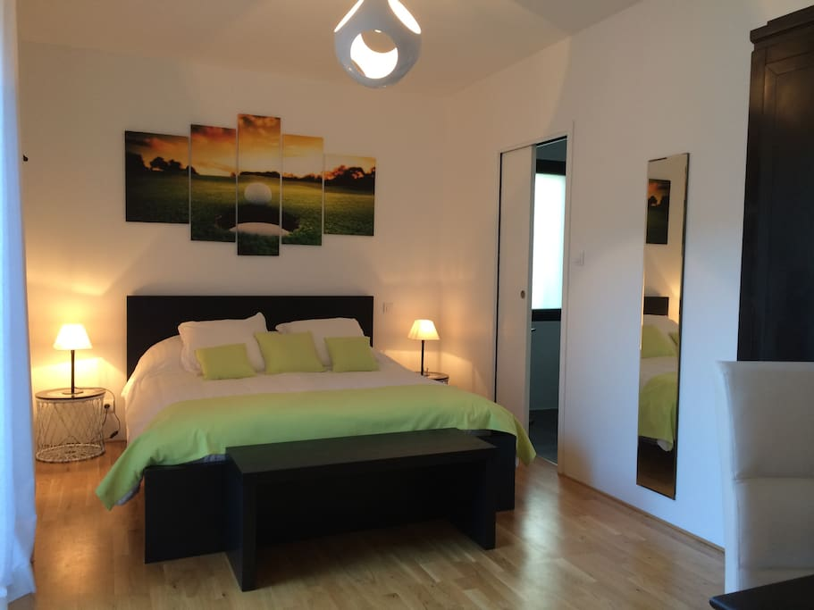 Chambre d 39 h te golf houses for rent in la baule for Chambre d hote valle de la loire