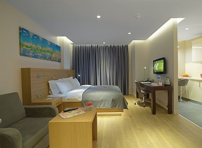 Your Home Away From Home in Taksim