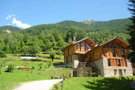 B&B Dolomites/Stelvio National Park - San Bernardo - Bed & Breakfast