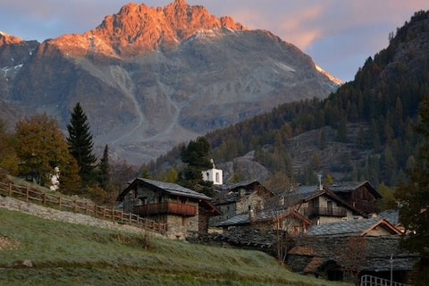 Petit Monde, un angolo di paradiso in montagna.