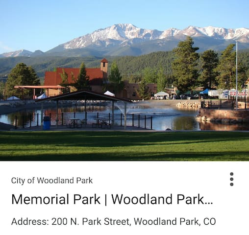 Woodland Park 2017 Top 20 Vacation Rentals Homes Condo