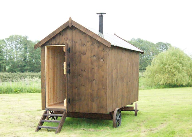 Shepherd's Hut on secluded meadow - Aylsham - Cabana
