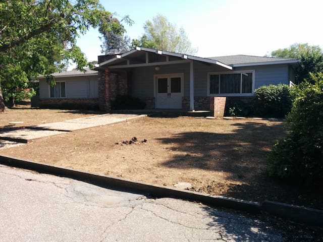 Edison's House @Stanford - Bunk A2 - Los Altos Hills - House