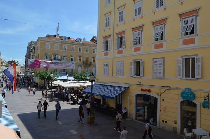 Apartment Korzo-Heart of the city - Rijeka - Wohnung