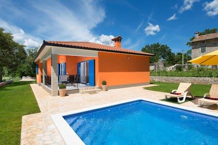 Villa Ana211 - Brgod - Casa de camp