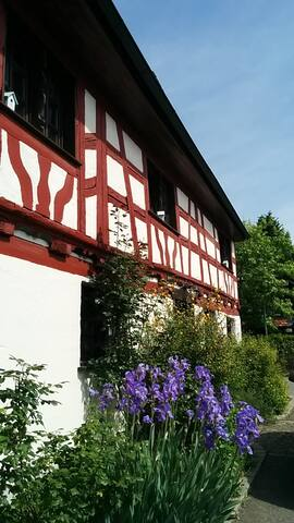 Stay at a Historic House - Bermatingen