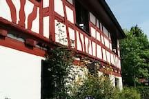 Wohnen im historischen Fachwerkhaus