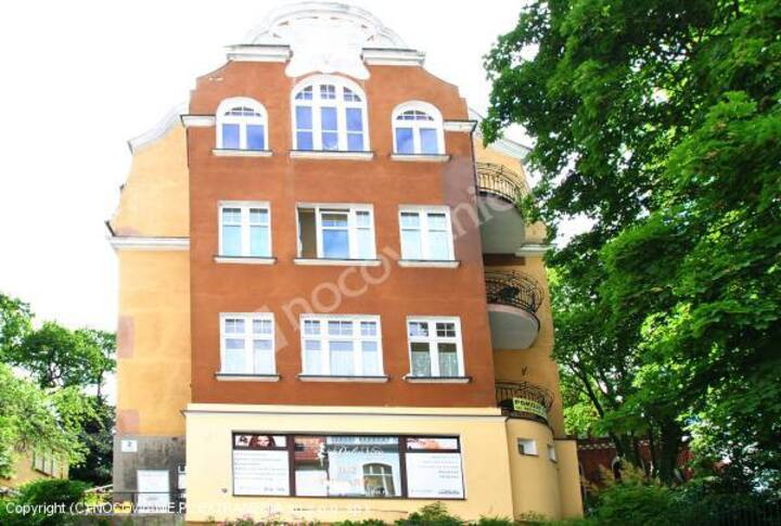 Sopot Roza room for 3 person