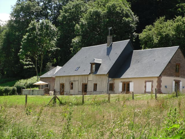 Normandy - lovely cottage - FRIARDEL
