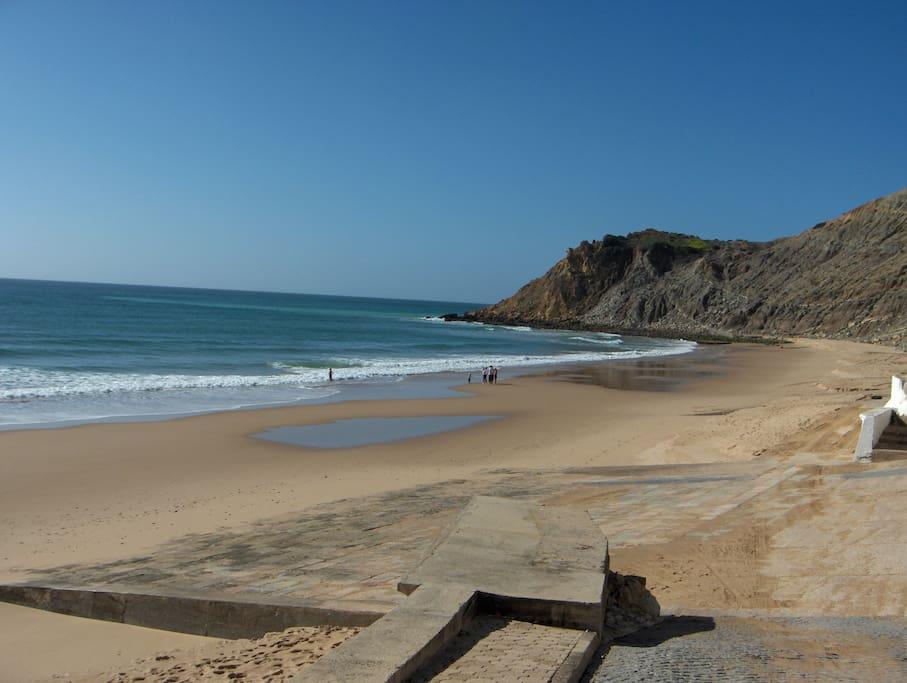 Bureau beach