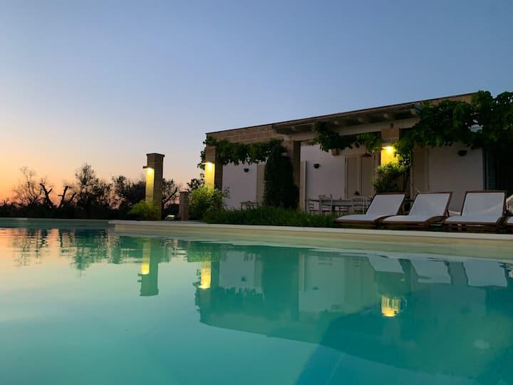 Privacy e Relax VILLA MANDORLA, with private pool
