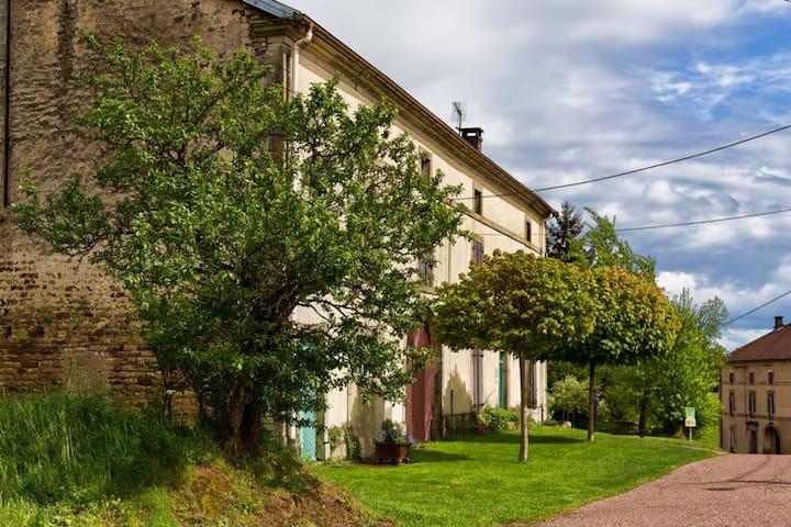 Entre les Souces - Grandrupt-de-Bains - Bed & Breakfast