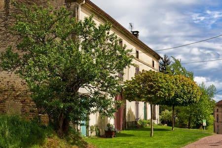 Entre les Souces - Grandrupt-de-Bains - Oda + Kahvaltı