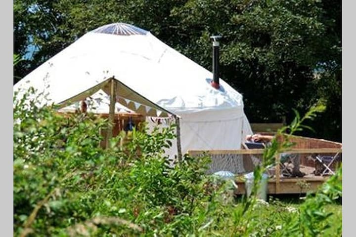 Beautiful Yurt 1 on a secluded coastal site - Talbenny - Iurta