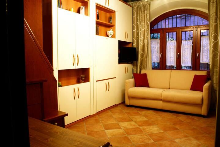 Small house in the center of Trastevere
