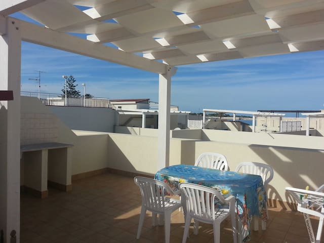 appartamento spiaggia