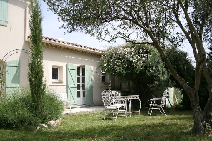 Appartment with pool near Avignon - Saze - Apartament