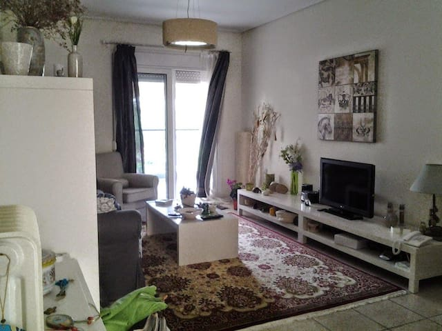 Modern fully furnished apartment - Vólos - Huoneisto