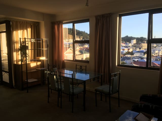 Quiet City Central Apartment - Wellington - Apartament