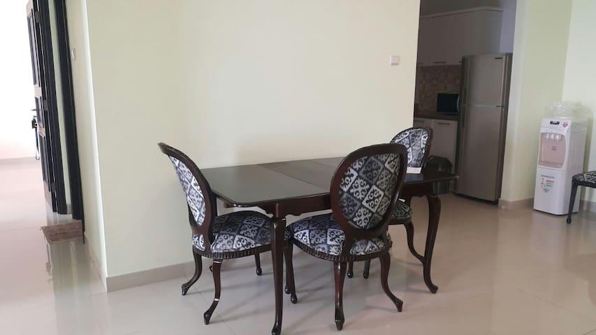 For rent Daily Belleza Apartment Permata Hijau - Kebayoran Lama - Byt