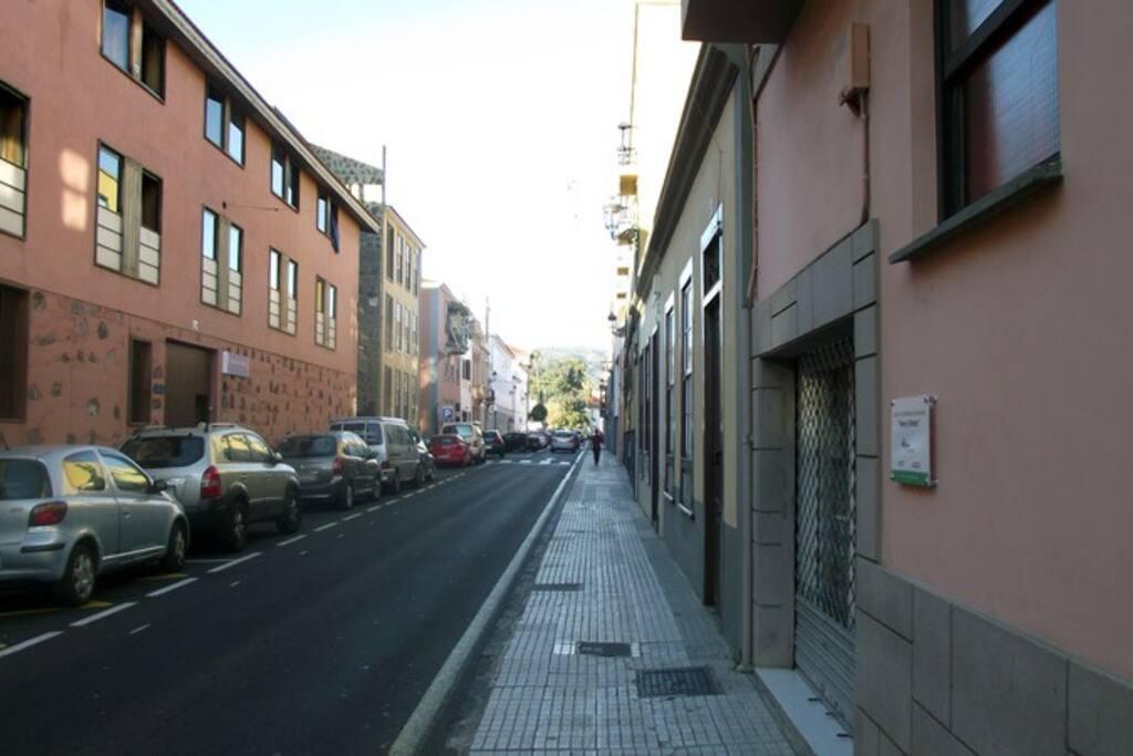 La calle 1