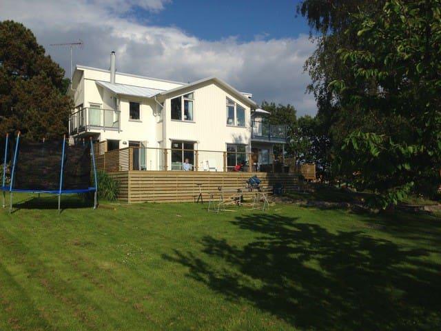 Härligt hus 200 m från havet - Kullavik - House