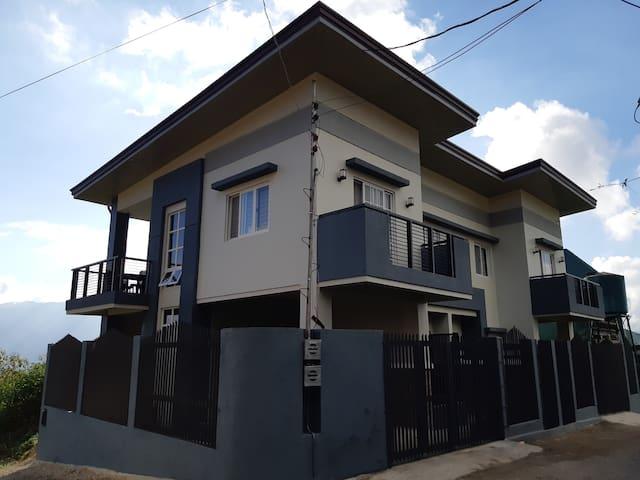 Zya 3BR Duplex House
