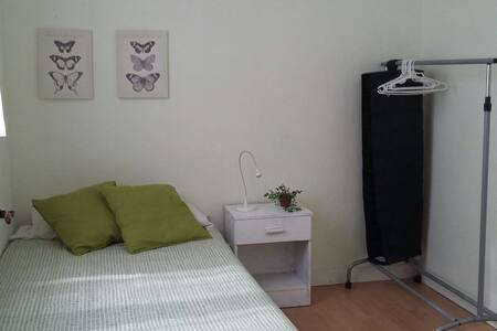 Single Room, in Egia, San Sebastian - Apartamento