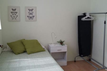 Single Room, in Egia, San Sebastian - Apartment