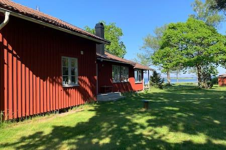 Läge! Kristianopel/Kalmarsund direkt vid havet.