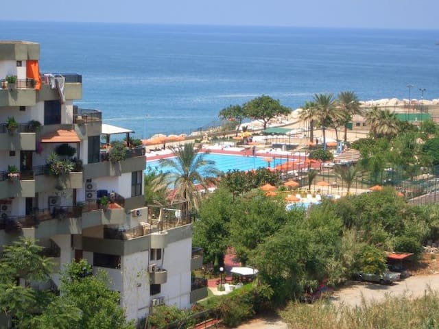 Chalet (Beach) in SAMAYA Resort, Jounieh, Lebanon