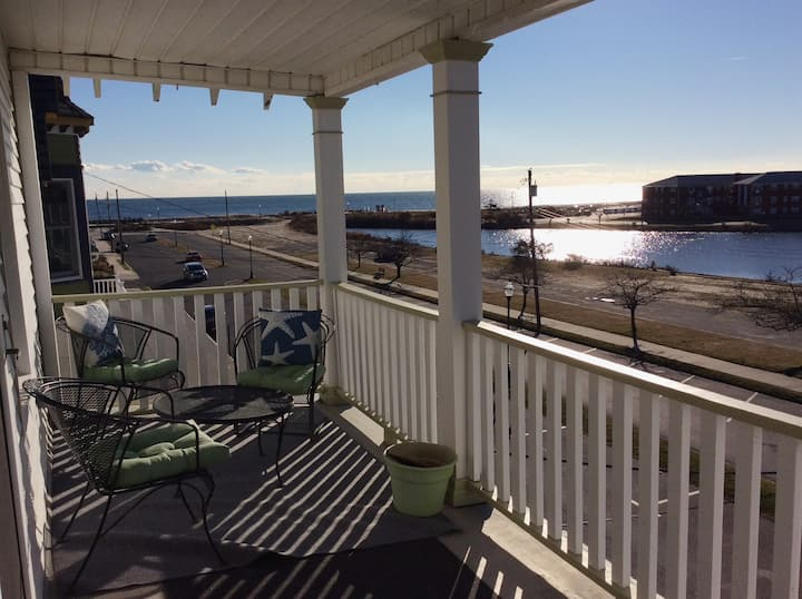Amazing Waterview in Ocean Grove