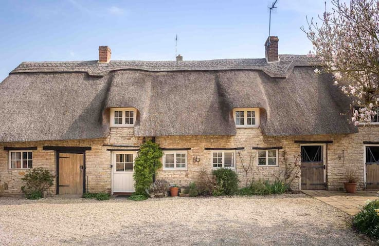 Old Manor Cottage, Halford - Halford - Haus