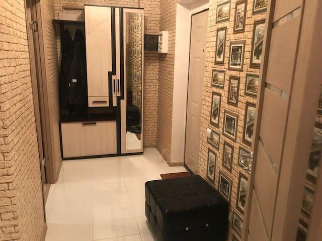 Сдам квартиру посуточно в новом доме!