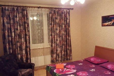 Чисто, дёшево и уютно - Подольск - Apartament