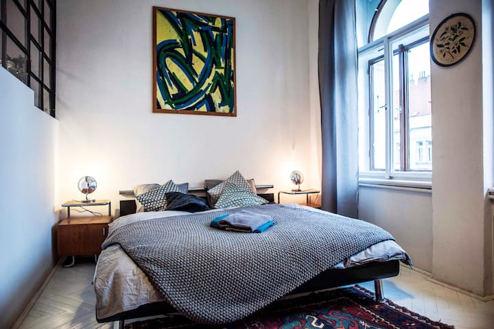 *new* STUDIO CENTRAL APARTMENT made with LOVE - Prag - Wohnung