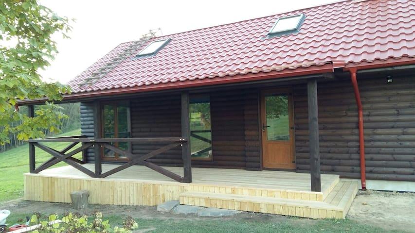 Kauzeri - home while away from home - Līgatne - Casa