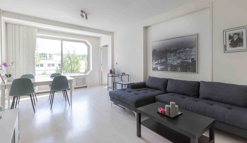 Beautiful apartment near the Center of Amsterdam..