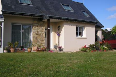 maison dans résidence - Trédrez-Locquémeau