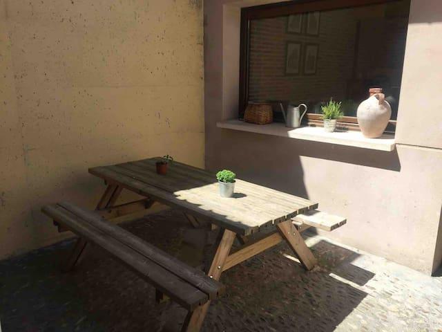 Casa rural en El Centro de Lerma