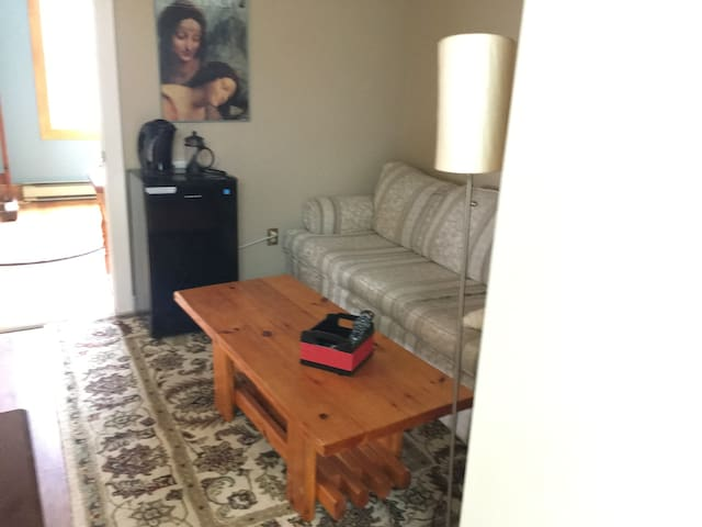 One room available in downtown Kingston home
