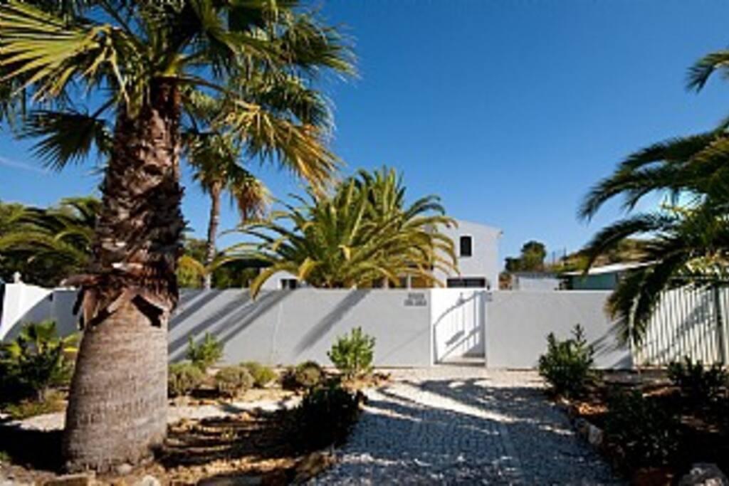 entrance to Vista da Ria