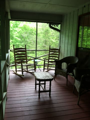 2BR Retreat on Little River Canyon - Cedar Bluff - Дом