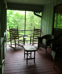 2BR Retreat on Little River Canyon - Cedar Bluff - Huis