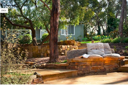 Eden Cottage - Pay for 3 & Stay 4 - Hepburn Springs