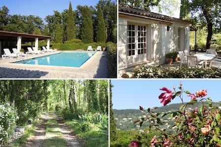 Cosy holiday home near Grasse -Iris - Peymeinade - Rumah