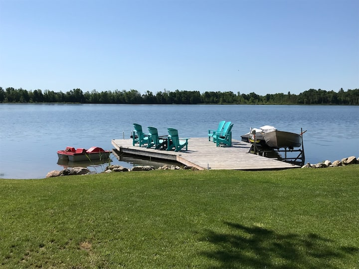 Waterfront Gem Hidden on Shepard Lake